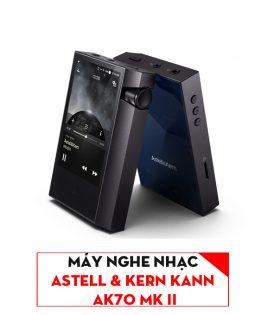 Máy nghe nhạc Astell & Kern KANN AK70 MK II 608x680